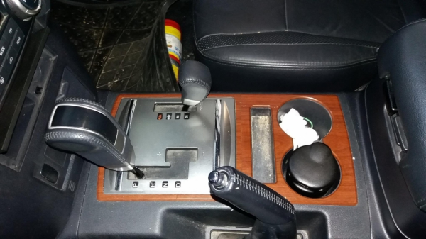 Mitsubishi Pajero przygotowanie do sprzedaży