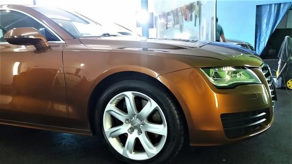 Audi A7 pakiet Details Wiosna